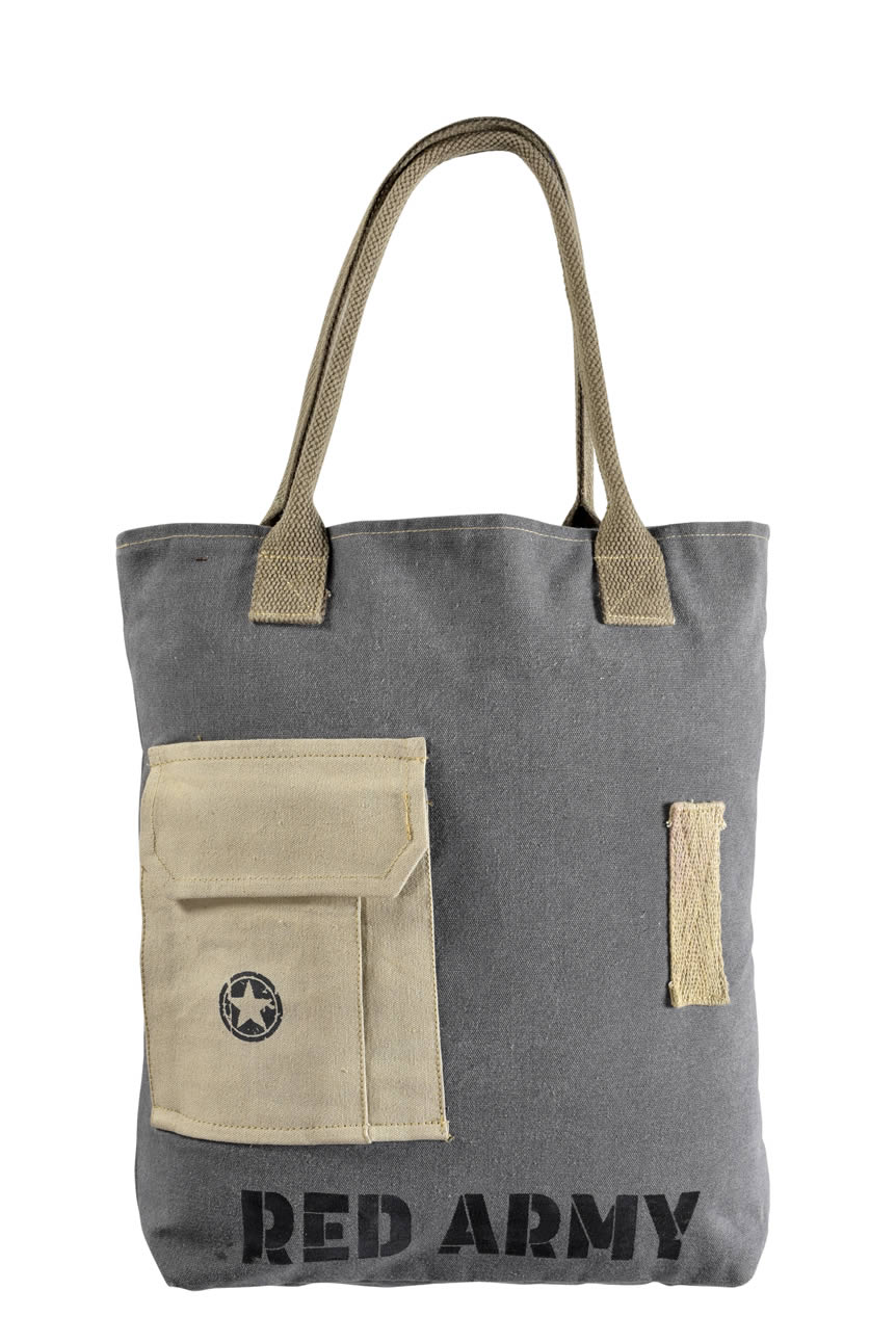 Cotton Handle Canvas Tote Bag Shopping Bag
