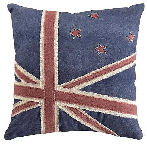 Custom plain Flag Canvas Handmade Cushion Cover