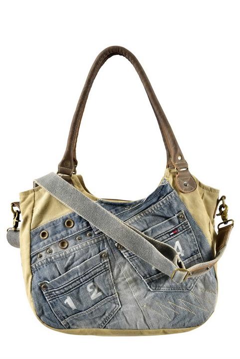 Women Solder Vintage Bag